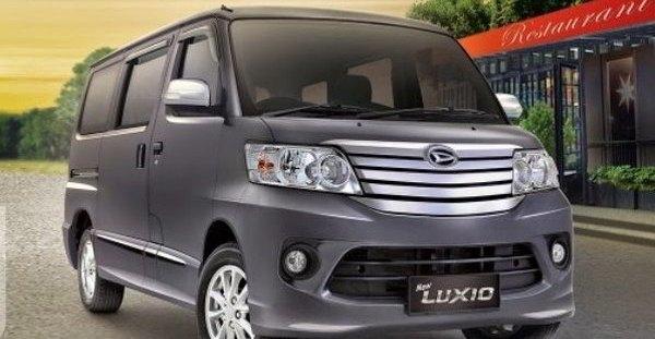 Daihatsu Car Rental Luxio Temanggung
